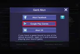 buat akun google facebook cara bermain 2 akun mobile legends dalam 1 hp tanpa aplikasi