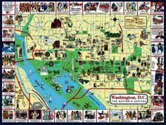 washington dc map puzzle washington d c tourist map travel tourist map