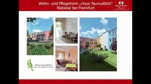 Haus Kaufen Bis 100000 Pflegeimmobilie Niddatal Haus Taunusblick Kaufen Als Kapitalanlage