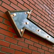 arrow of light decorations 133 best arrows images on pinterest recycling channel letters and