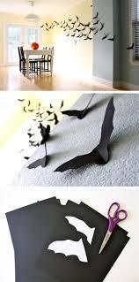 bat halloween crafts diy fall autumn bats creativity decor goth