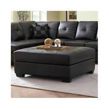 claire leather reversible sectional and ottoman claire leather reversible sectional and ottoman gray products
