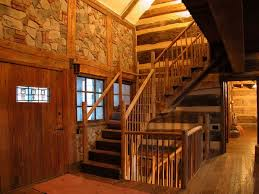 139 best rustic staircase images on pinterest rustic staircase