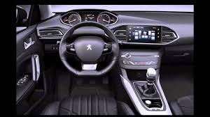 peugeot 3008 2016 interior 2015 peugeot 3008 crossover interior youtube