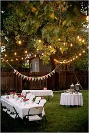 Decorating Ideas For Backyard 8 Secrets Every Outdoor Party Host Should Know Outdoor
