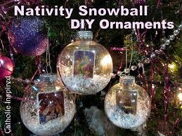 diy balls holy innocents nativity epiphany so many