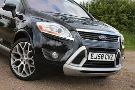 ford kuga estate 2008 2012 rivals parkers