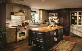 kitchen room dark wood kitchen cabinets stained kitchen cabinets