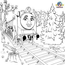 thomas the tank engine and friends clipart 78
