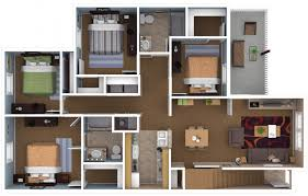 four bedroom floor plans apartments in warsaw indiana floor plans