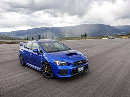 subaru sti review 2018 subaru wrx and sti are true do it all sedans the