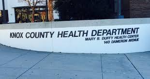 knox county restaurant health scores