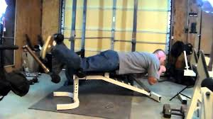 leg curl extension attachment function review youtube