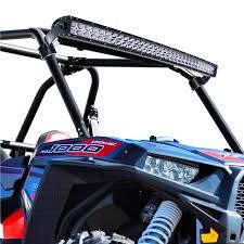 polaris rzr light bar cl on led light bar brackets for polaris rzr xp 1000 and s 900