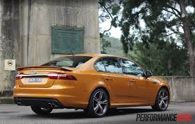 ford falcon tail lights ford falcon xr8 fg x review video performancedrive
