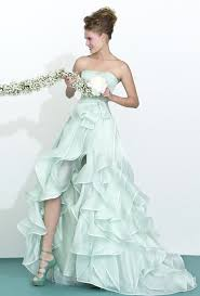Mint Green Wedding Surprising Mint Green Wedding Gowns
