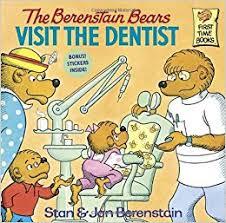 berenstein bears books the berenstain bears visit the dentist stan berenstain jan