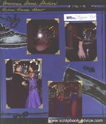12 x 15 scrapbook albums ballroom scrapbook