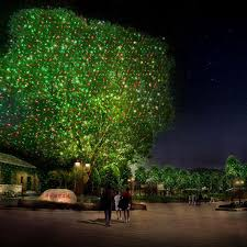 laser projector outdoor garden light ip65