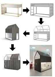 Ikea Beds For Girls by Top 25 Best Ikea Kids Bedroom Ideas On Pinterest Ikea Kids Room