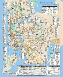 mta map subway york city mta subway map york york mappery