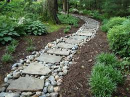 front yard walkway ideas and walkways on pinterest idolza garden large size images about outdoor walkway ideas on pinterest walkways and round stepping stones