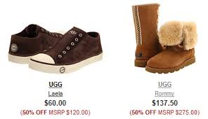 ugg sale today ugg boots sandals and shoes on 6pm 50 free shipping