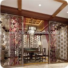 Metal Room Divider Customed Laser Cut Metal Partition Room Divider Screen View Room