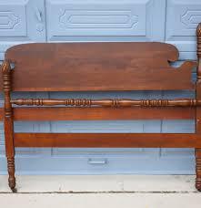 Ebth Vintage Hub Vintage Hub Furniture Full Size Maple Head And