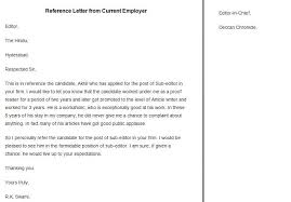 40 Best Cover Letter Examples by 40 Awesome Personal Character Reference Letter Templates Free