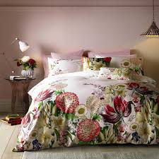 20 ways to floral duvet covers