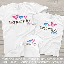 matching sibling shirts big middle or