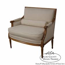 canape style quality wide seat louis xvi style bergere canape settee