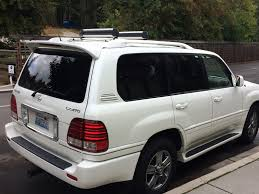 used lexus jeep in japan 2007 lexus lx 470 overview cargurus