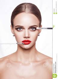 makeup for makeup artist professional makeup artist applies makeup for beautiful