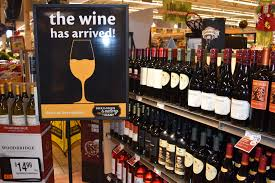 giant drink giant food stores introduces wine sales at one of its central pa