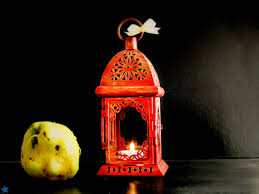 home decor lanterns lantern valentine u0027s gift for her gold red lantern centerpiece