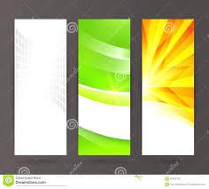 layout banner design template vertical banner design template set background layout free