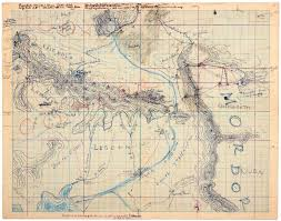 entire middle earth map see tolkien s unpublished drawings of middle earth and his entire