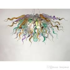 multi colored light fixture multi color light fixture living dinner room decor chihuly murano
