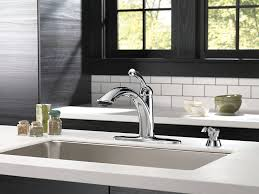 delta lf ss lewiston two handle kitchen gallery also faucet