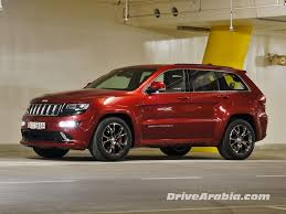 jeep srt 2011 2015 jeep grand cherokee srt drive arabia