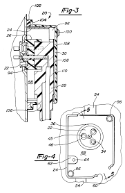 patent us6372993 sealed terminal assembly for hermetic