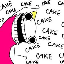 Them Feels Meme - cake decorator life on twitter them feels cake meme