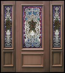 Antique Stained Glass Door by Antique Doors Warehouse Bars Antique Bars Antique Mantels