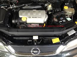 opel vectra b 2000 cooling system opel vectra b from a to z on an example of an