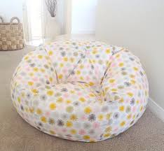 delightful bean bag chairs for teenage girls chair etsye insides