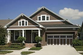 Craftsman House Style Craftsman House Paint Colors