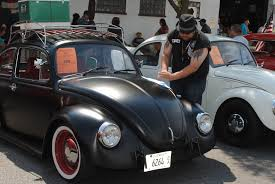 volkswagen bug black september 2013 berwyn news