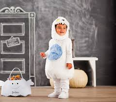 abominable snowman costume toddler abominable snowman costume pottery barn kids